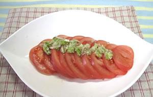 超簡単!トマトマリネで美肌&代謝アップを!